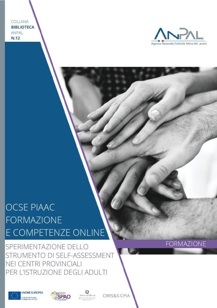 Istruzione degli adulti e apprendimento permanente. Report della sperimentazione del Ministero dell'Istruzione e ANPAL OCSE PIAAC online nei CPIA.