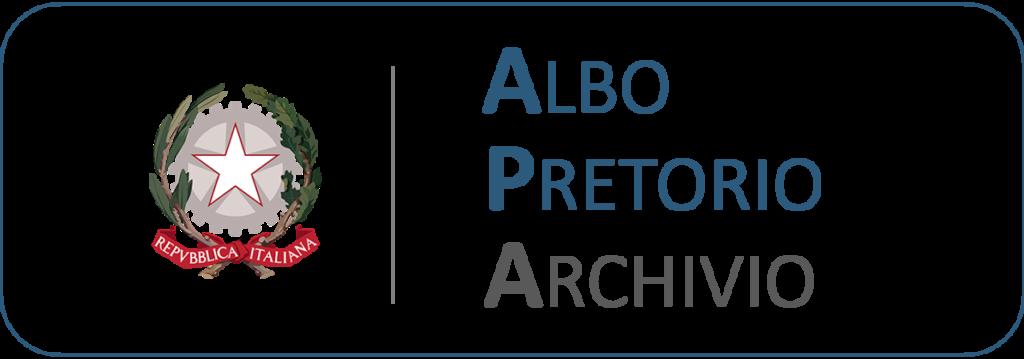 Icona della sezione Albo Pretorio Archivio