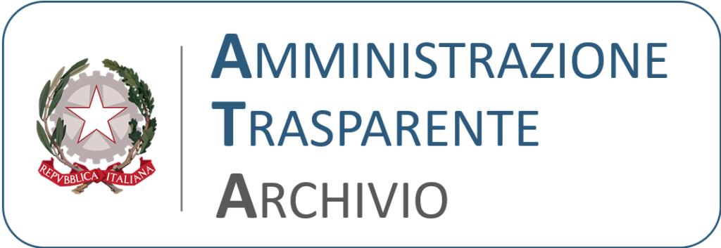 Icona della sezione Amministrazione Trasparente Archivio