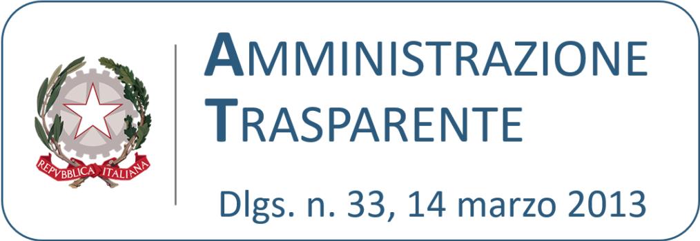 Icona della sezione Amministrazione Trasparente